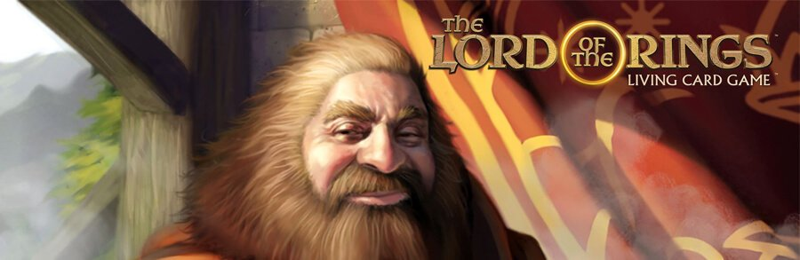 The Lord of the Rings Living Card Game, présentation et date de sortie
