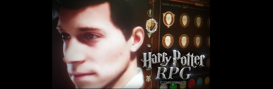 RPG Harry Potter : Leak d'un trailer de gameplay