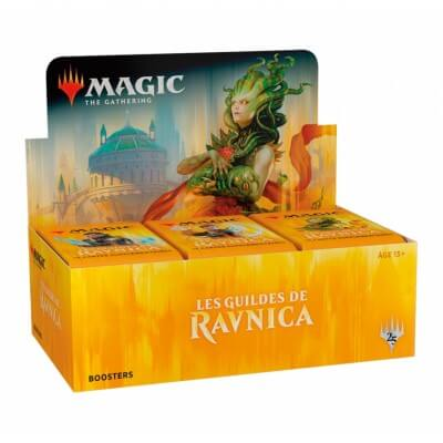 Magic The Gathering : Présentation Extension Les Guildes de Ravnica