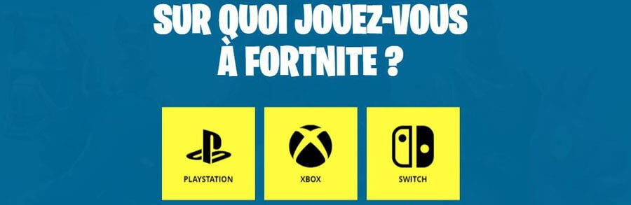 Fortnite, Comment activer le Cross-Play entre PlayStation 4 & Xbox One