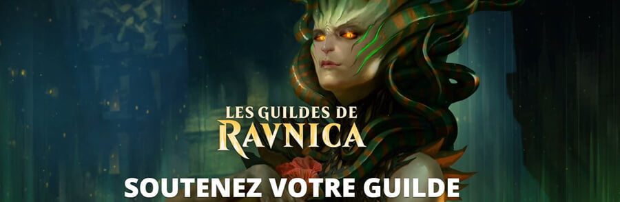 Magic The Gathering Concours : Gagne un deck des Guildes de Ravnica