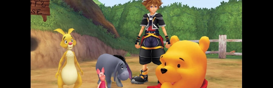 Kingdom Hearts 3 : un nouveau trailer sur le monde de Winnie l'ourson