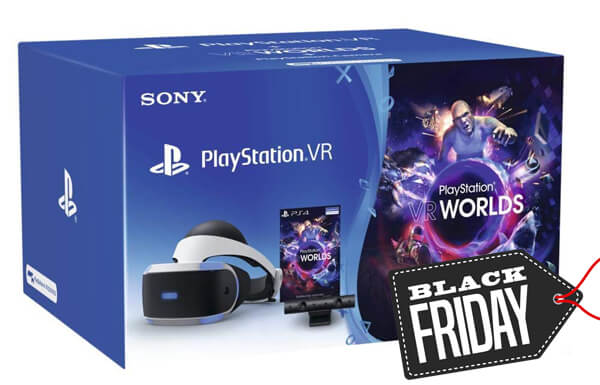 Black Friday 2018 : Bon plan Fnac, le pack PlayStation VR à 199 € !