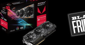 Black Friday 2018 : Carte Graphique ASUS ROG-STRIX-RXVEGA 64 8G à 599€