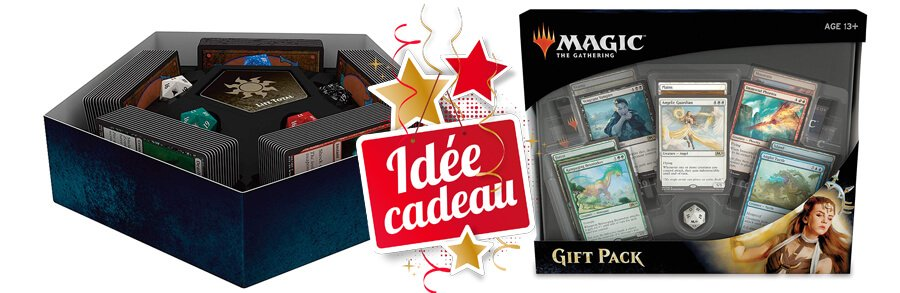 Magic the Gathering : C'est Noël avec le Gift Pack et le Game Night !