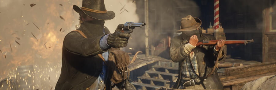 Red Dead Online : Pas encore de microtransactions disponibles