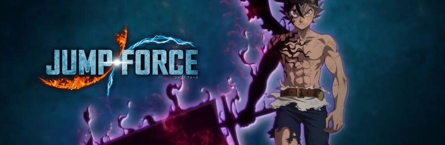 Jump Force - Trailer de Gameplay de Deku et Asta