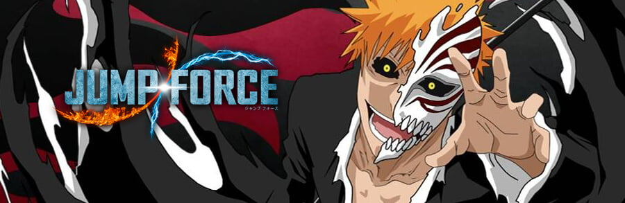 Jump Force - Trailer de Gameplay de Rukia, Ichigo et Aizen