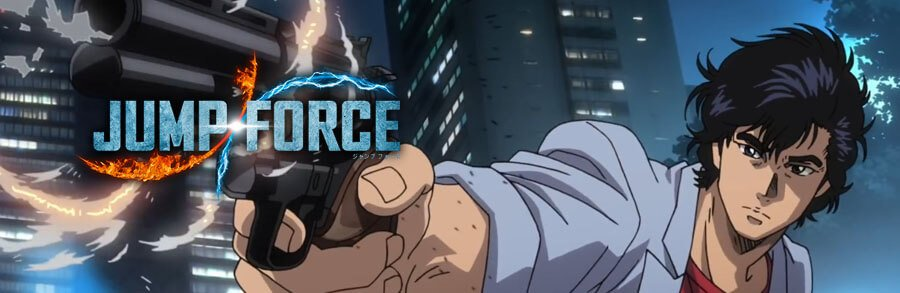 Jump Force - Trailer de Gameplay de Ryo (Nicky Larson) et Kenshiro