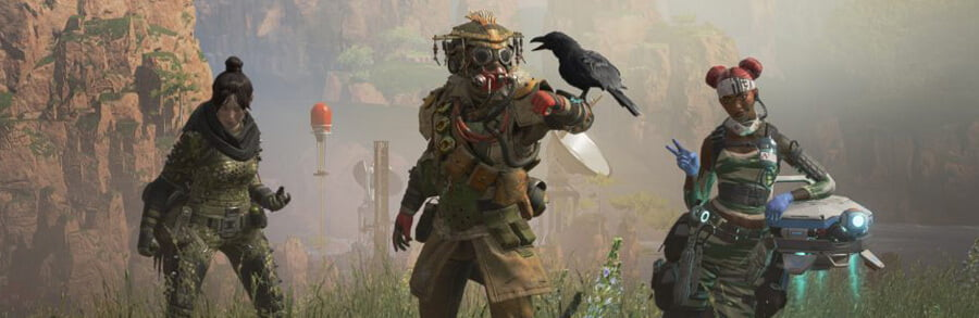 Apex Legends – Datamining : Respawn pourrait annoncer un Mode Survie !