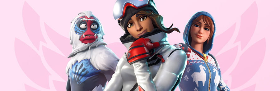 Fortnite - Ultime Effort - Liste des Défis de la Saint Valentin