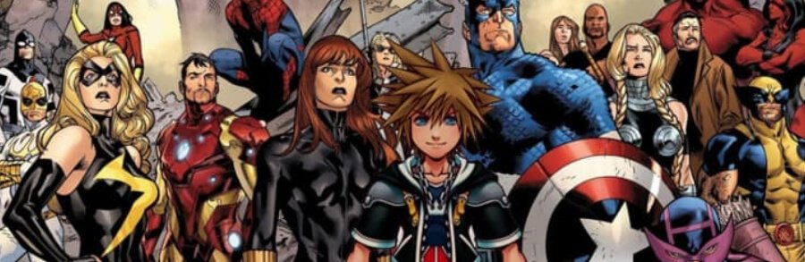 Kingdom Hearts 3 : pourquoi il n'y a pas de Monde Star Wars ou Marvel