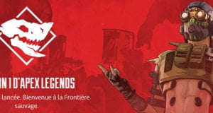 Apex Legends – Saison 1 – Récompenses du Passe de Combat