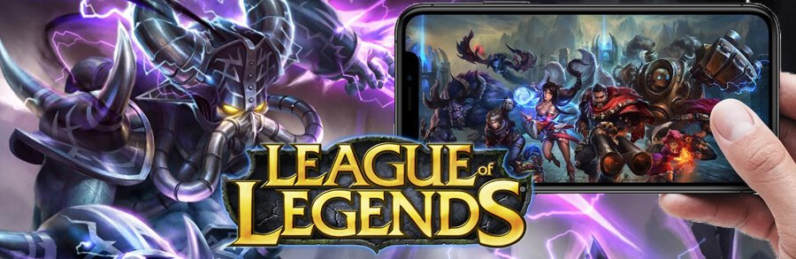 League of Legends - Une version mobile pourrait être en développement