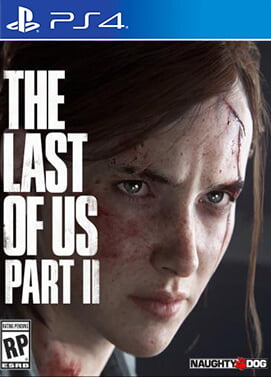 Jacquette du jeu The Last of Us Part II