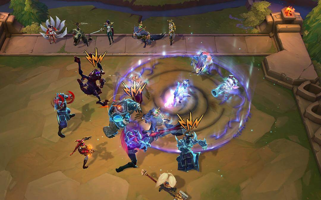 Teamfight Tactics - TFT - Guide de Gameplay pour bien débuter