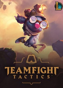 Jacquette du jeu Teamfight Tactics