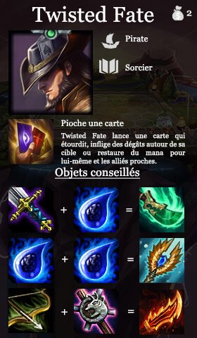 Teamfight Tactics - TFT - Tier list des meilleurs Champions en ranked
