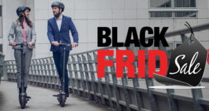 Black Friday 2019 – Trottinette Ninebot Max G30 à -61 % chez Gearbest