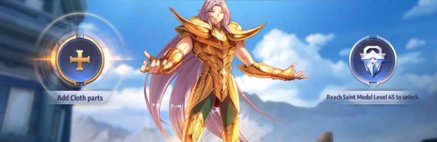 Saint Seiya Awakening Repair Cloth, Comment avoir l'Orichalque Divin ?