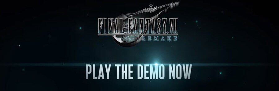 Final Fantasy 7 Remake – Démo gratuite disponible sur la PlayStation 4
