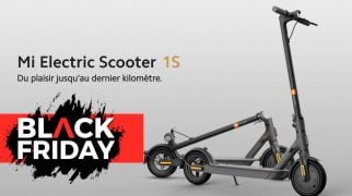 Black Friday 2020 - Trottinette Xiaomi à -145€ chez Rakuten !