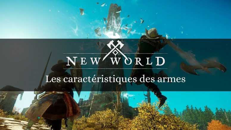 New World – Weapon and Trait Scale Guide